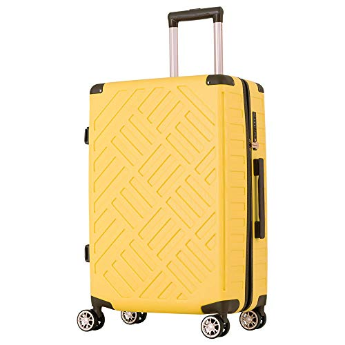 アウトレット品 スーツケース キャリーケース キャリーバッグ M サイズ レジェンドウォーカー LEGEND WALKER 5泊 6日 6泊 7日 1週間以上 旅行用 ファスナータイプ ダブルキャスター ハードケース 軽量 軽い TSAダイヤル式ロック 『