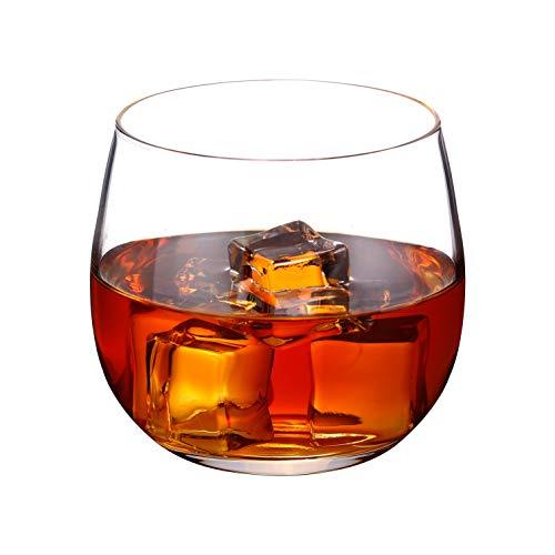 Umi.Essentials set de 6 vasos de 400ml(14.0 oz) para beber agua, vino, whisky, café