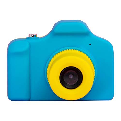 Silvergear Digitale Kindercamera Blauw - 1.5 Inch LCD-scherm - 5 Megapixel