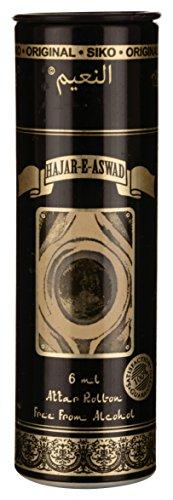 """AL-NUAIM """"Hajar-E-Aswad"""" Branded Quality Non-Alcoholic Attar Roll-On, 6 ml"""