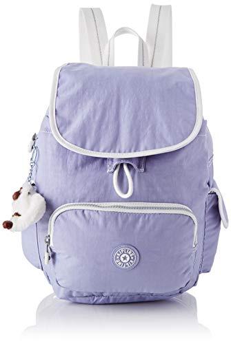 Kipling Damen City Pack S Rucksack, Violett (Active Lilac Bl), 27x33.5x19 cm