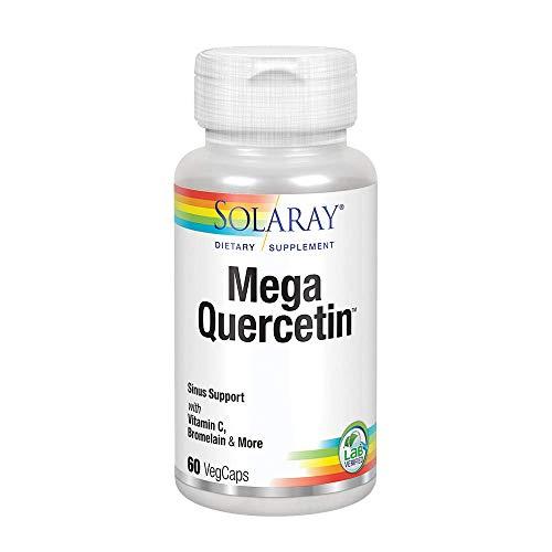 Solaray Mega Quercetin 60 Ct