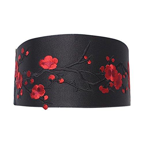Fiori della cintura di IShine per il vestito da partito per le donne moda