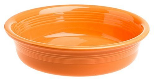Fiesta 2-Quart Serving Bowl, Tangerine