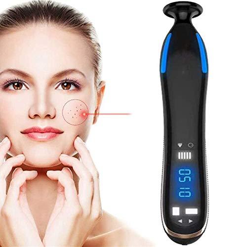 Profesional Luz Azul Pluma de Plasma Impermeable Facial Protección de la Piel...