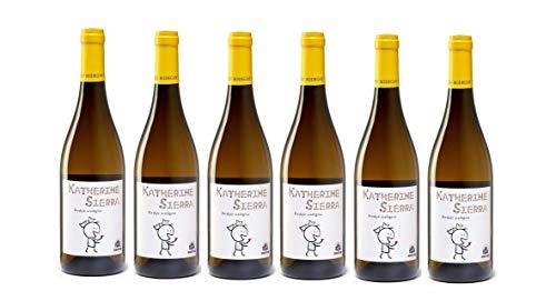 Katherine Sierra Vino Blanco Ecólogico - 6 Botellas - 4500 ml