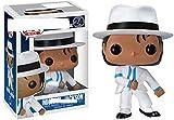 Pop Michael Jackson Anime Q Versión Muñeca Decoración de Coche-4