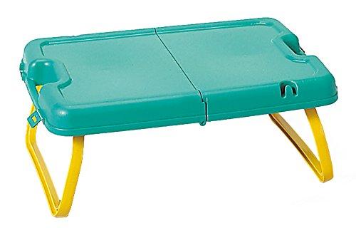 サンコープラスチック 日本製 アウトドアテーブル ビヴォス ミニ グリーン
