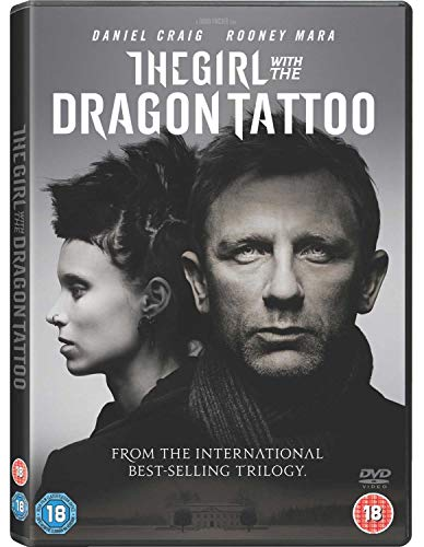 The Girl With The Dragon Tattoo [DVD] [2011] by Daniel Craig