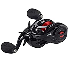 ELITE CONCEPT – Royale Legend Elite baitcaster reels are the first in a series of tournament ready bass fishing reels. Advanced Royale Legend Elite casting reels deliver Pro level tournament performance in a low profile compact design baitcast reel P...