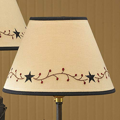 Park Designs Star Vine Lampshade - 10