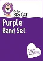 Purple Band Set: Band 08/Purple (Collins Big Cat Sets)