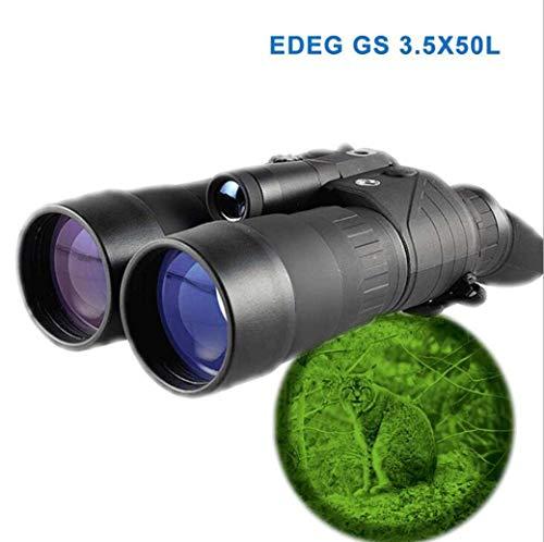 EDGE 3.5X50L G1 verrekijker/verrekijker/verrekijker/verrekijker met hoge resolutie/volledig beeld telescoop, 170M