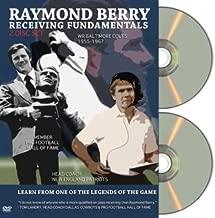 Raymond Berry   Receiving Fundamentals (2 DISC Set)