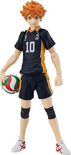 Orange Rouge Haikyu!!: Shoyo Hinata Figma Action Figure