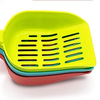 Utile Chat Litière Pelle Outil De Nettoyage pour Animaux en Plastique Scoop Chat Sable Produits De Nettoyage Toilette pour Chien Nourriture Cuillère