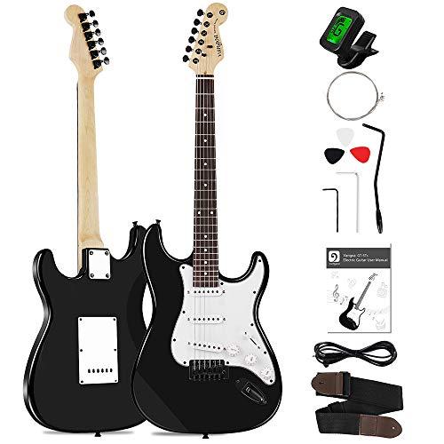 Vangoa Guitarra Eléctrica 39 pulgadas para Principiantes