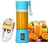 Saiyam Portable and Rechargeable USB Fruit Juice Mixer Machine Juicer Bottle Blender