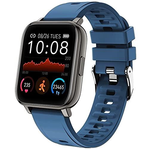 XYJ Smart Watch 1.4 Pantalla para teléfonos Android e iOS Teléfonos Compatible iPhone Fitness SPO2 MEDICIÓN DE Nivel DE Caliente 14 DÍAS Lugar DE BATERÍA CARACTERÍTICA Tasa de corazón Duerma Nivel de