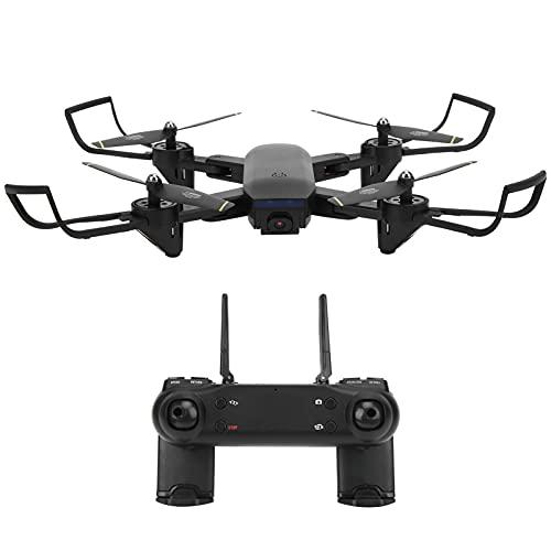 Vcriczk Quadcopter Drone, Mini Drone Dual Camera Switching Remote Control per Grande Regalo Giocattolo