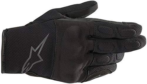 Alpinestars Motorradhandschuhe Stella S Max Drystar Gloves Black Anthracite, BLACK/ANTHRACITE, L