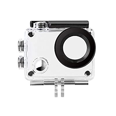Dragon Touch Waterproof Case for Vision 3 Action Camera from Dragon Touch