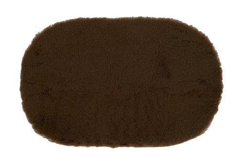 Vetbed Petlife Original Tapis Ovale pour Chien/Chat 66 cm (Brun)
