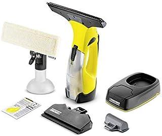 Karcher 1.633-447.0 utensilio limpiacristales Negro, Blanco, Amarillo - Limpiador de Ventanas (280 mm, 125 mm, 325 mm)