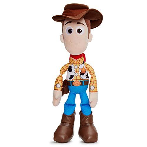 Posh Paws 37273 Disney Pixar Toy Story 4 Woody pluche pop in geschenkdoos, meerkleurig
