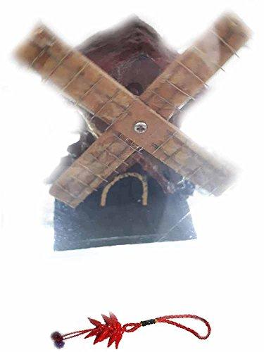 ricevi Molino a viento para pastores 7cm eléctrica 220V para Belén San...