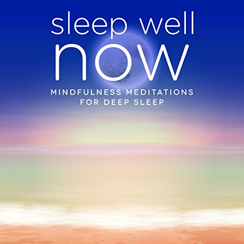 Sleep Well NOW audiobook cover art