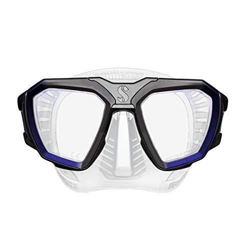 Scubapro D-Mask – Blau klar – klein