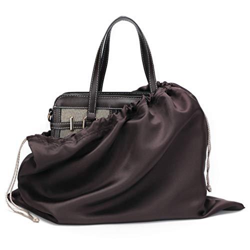 FUTISKY Staubbeutel für Handtaschen Staubdicht Kordelzug Aufbewahrungstasche Multifunktionstasche 4 Stück/Packung