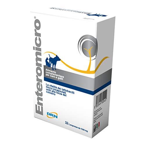 Drn Enteromicro 32 compresse da 1500 mg