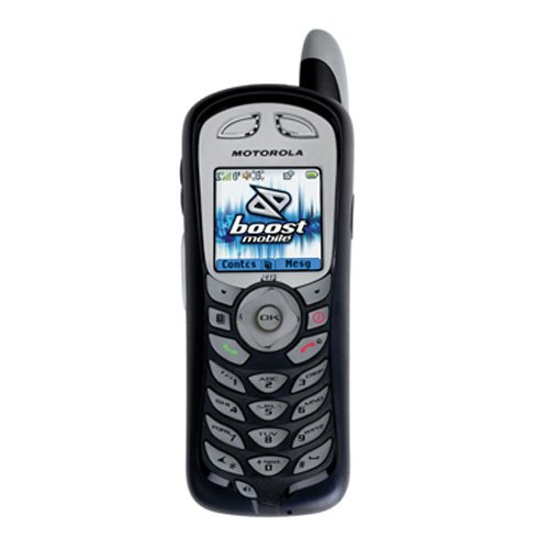 Motorola i415 No Contract Cell Phone Boost Mobile