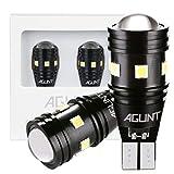 AGLINT 2X Alta Brillante Luz de Estacionamiento 912 921 W16W T15 3030 Canbus Error Gratuito Bombillas Para Coche LED Copia de seguridad Luz de Marcha Atrás Bombilla, Xenon Blanco