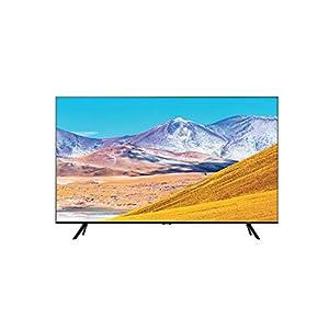 Samsung UE55NU7026, Smart TV 4K UHD (LED, 1300 PQI, Screen Mirroring, PurColor, Mando Smart, Diseño Slim, Dolby Digital Plus, Compatible con App SmartThings de Móvil Universal Guide), WiFi, 55