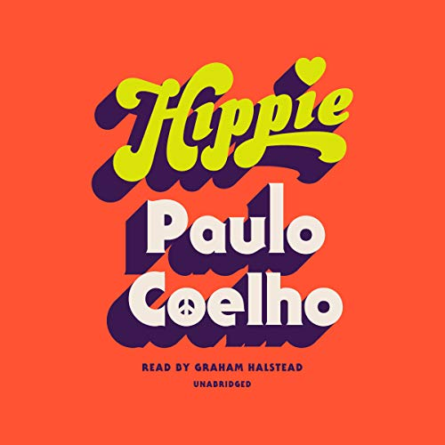 Hippie audiobook cover art