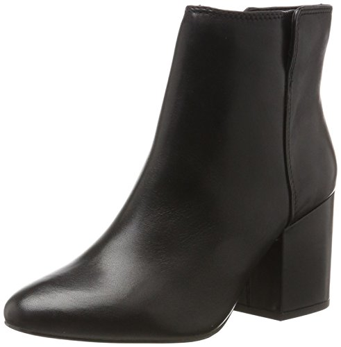 ALDO Damen Masen Stiefel, Schwarz (Black Leather), 38 EU