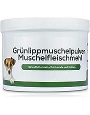Jean K. - Vet® 100% Polvo mejillon Verde no desengrasado para Perros, Cachorros y Gatos. 200g