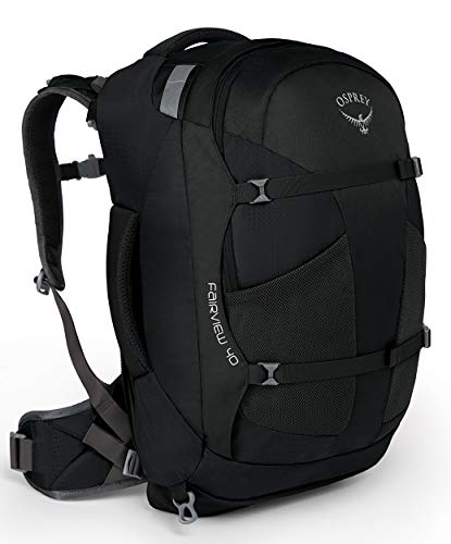 Osprey Fairview 40 Reiserucksack 40 L 54 cm black edition