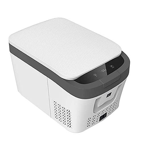 Mini refrigerador para dormitorio Refrigerador portátil con congelador para automóvil 12 / 24V Mini refrigerador para automóvil Refrigerador compacto de 25L para, camión, mini refrigerador para acam