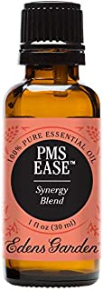 Edens Garden PMS Ease Essential Oil Synergy Blend, 100% Pure Therapeutic Grade (Highest Quality Aromatherapy Oils- Digestion & Menstrual Cramps), 30 ml