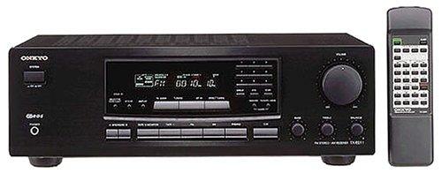 Onkyo TX-8211 Hifi-Receiver schwarz