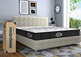 Centuary Mattresses Sleepables 6 Inch Multi Layered Pocket Spring Single Size Mattress