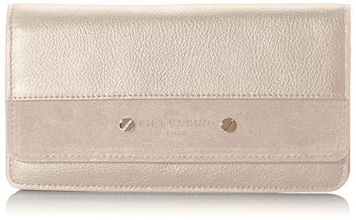 Liebeskind Berlin Damen Mix N´match - Slam Wallet Large Geldbörse, Beige (Taupe), 4x11x19 cm