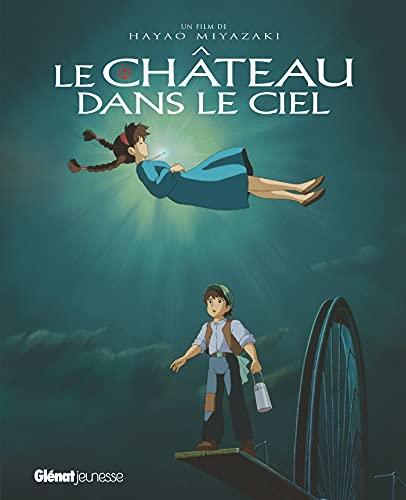 Le château dans le ciel - Album du film - Studio Ghibli