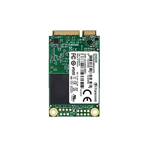 Transcend 256GB SATA III 6Gb/s MSA370 mSATA SSD 370 SSD TS256GMSA370