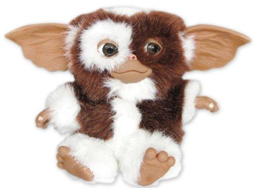 Gremlins Plüschfigur Gizmo - Süßer Mogwai lächelnd, Mund geschlossen