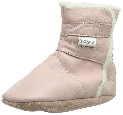 Bobux 460751, Baskets Mode bébé Fille - Rose (Pink), M EU
